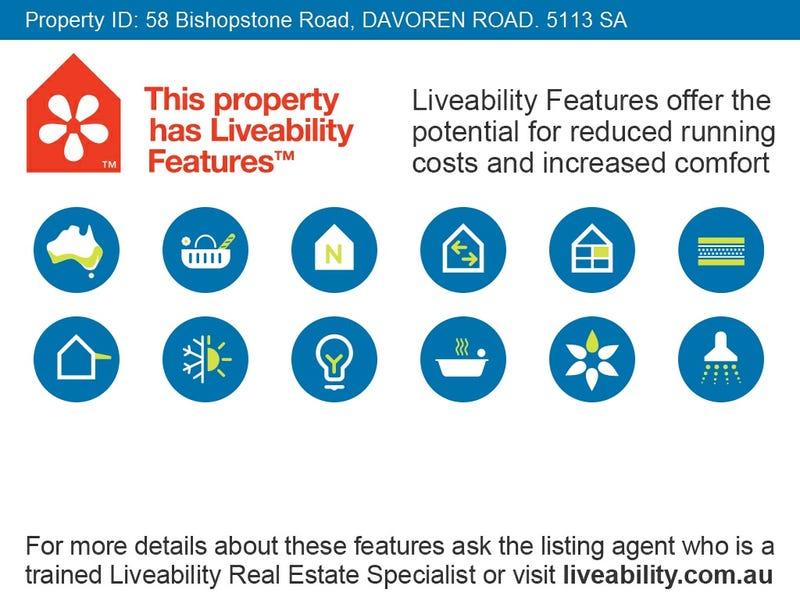 58 Bishopstone Road, Davoren Park, SA 5113