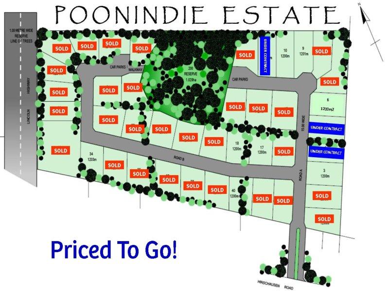 Lots 4, 5 & 11 Natasha Drive, Poonindie, SA 5607