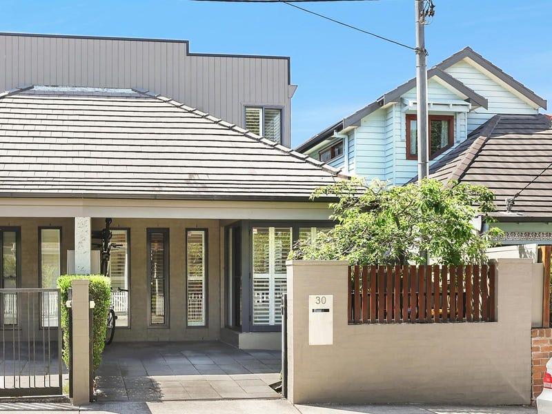 30 Henrietta Street, Waverley, NSW 2024