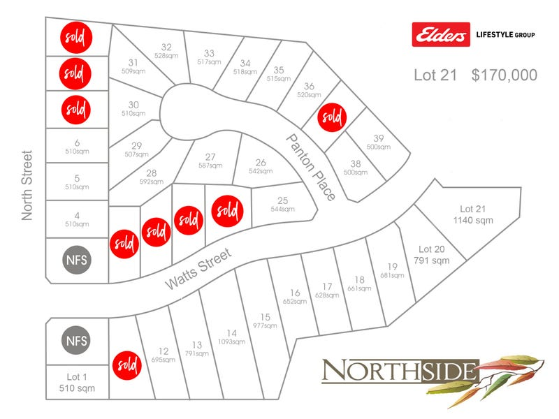 Lots 1-39 Northside, West Kempsey, NSW 2440