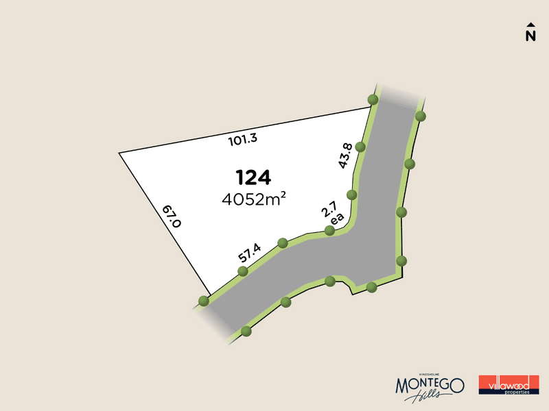 Lot 124 Homestead Circuit, Montego Hills, Kingsholme, Qld 4208