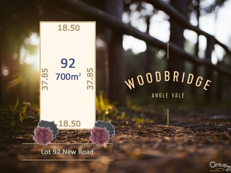 Lot 92 Woodbridge Drive, Angle Vale, SA 5117