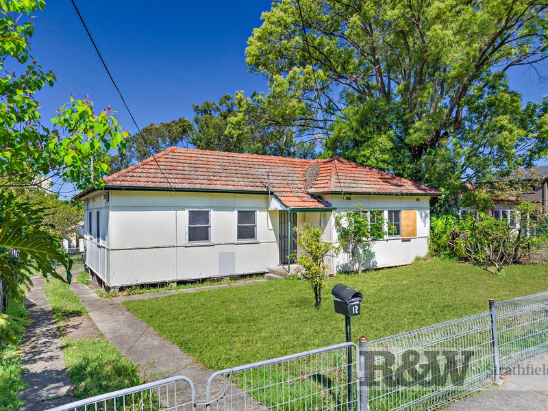 12 WENTWORTH STREET, Greenacre, NSW 2190