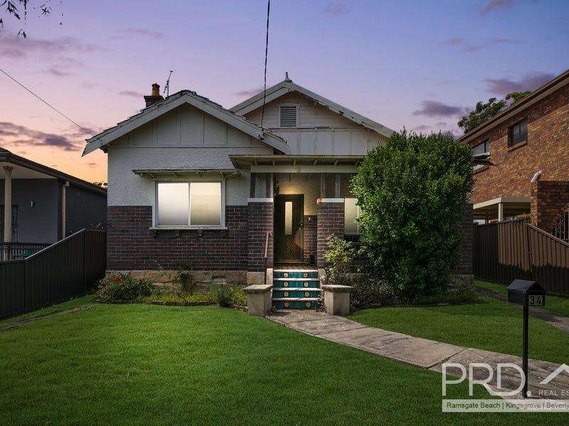 34 Westminster Street, Bexley, NSW 2207