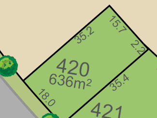 Lot 420, Billabong Parade, Chisholm, NSW 2322