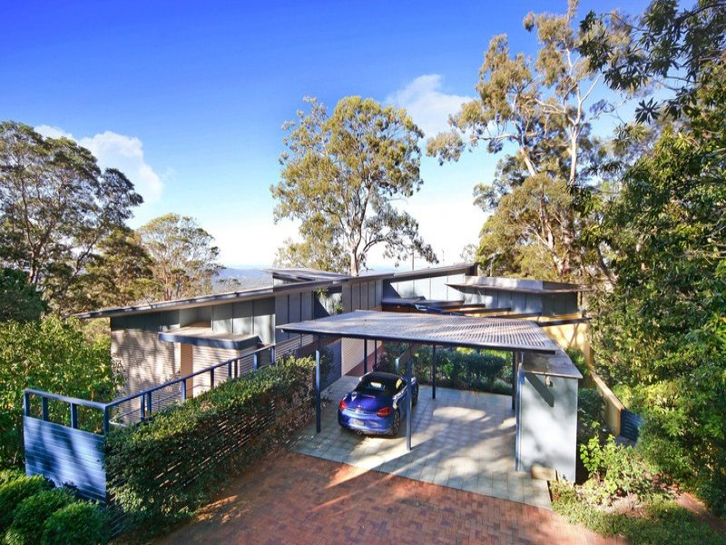 454 Landsborough-Maleny Road, Bald Knob, Qld 4552
