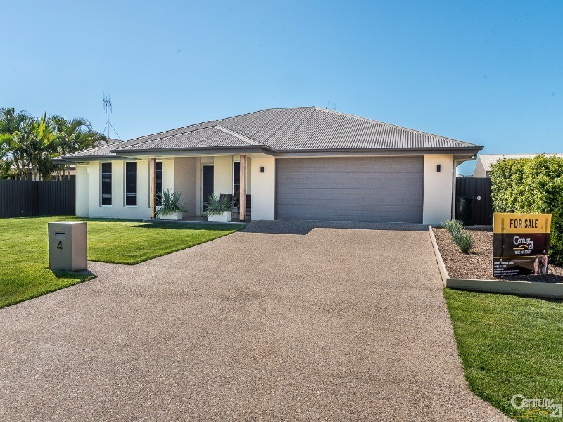 4 Barra Court, Innes Park, Qld 4670