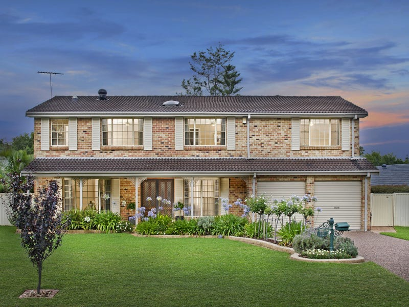 16 Colosseum Crescent, Baulkham Hills, NSW 2153