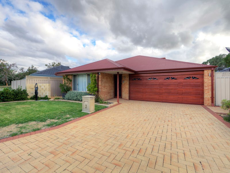 3 Fennell Crescent, Wattle Grove, WA 6107