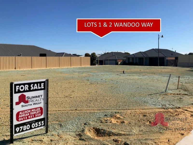 Lot 1, 22 Wandoo Way, Eaton, WA 6232