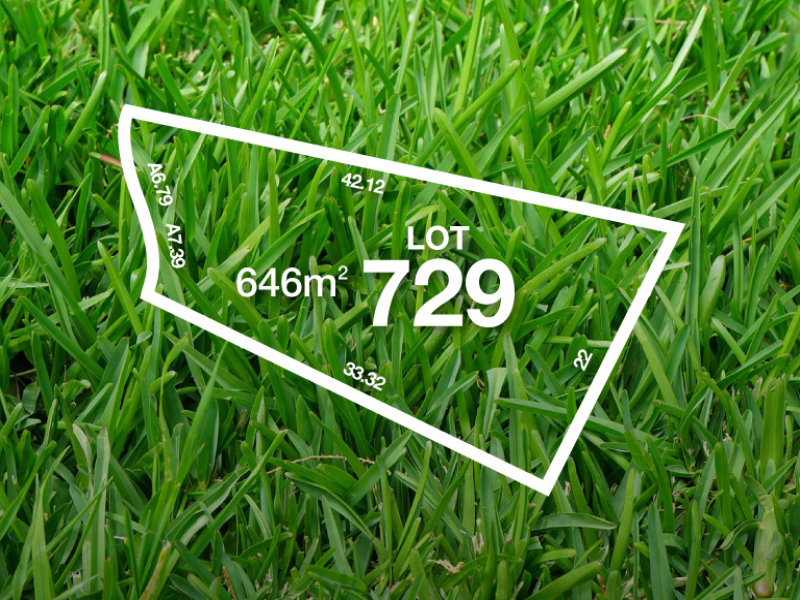 Lot 729 Knoll Place, Keilor East, Vic 3033
