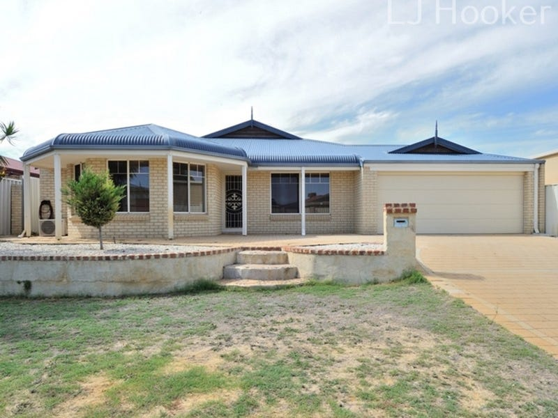 4 Eiffel Crescent, Port Kennedy, WA 6172