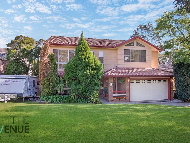 39 Malonga Avenue, Kellyville, NSW 2155