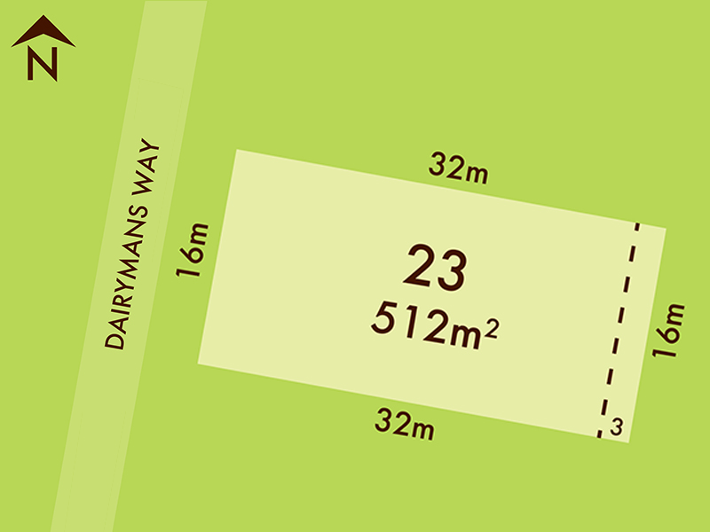 Lot 23, 11 Dairymans Way, Bonshaw, Vic 3352