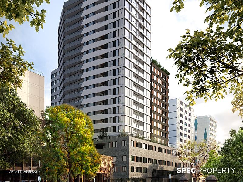512/15 Batman Street, West Melbourne, Vic 3003