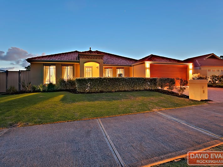 8 Summerville Avenue, Secret Harbour, WA 6173