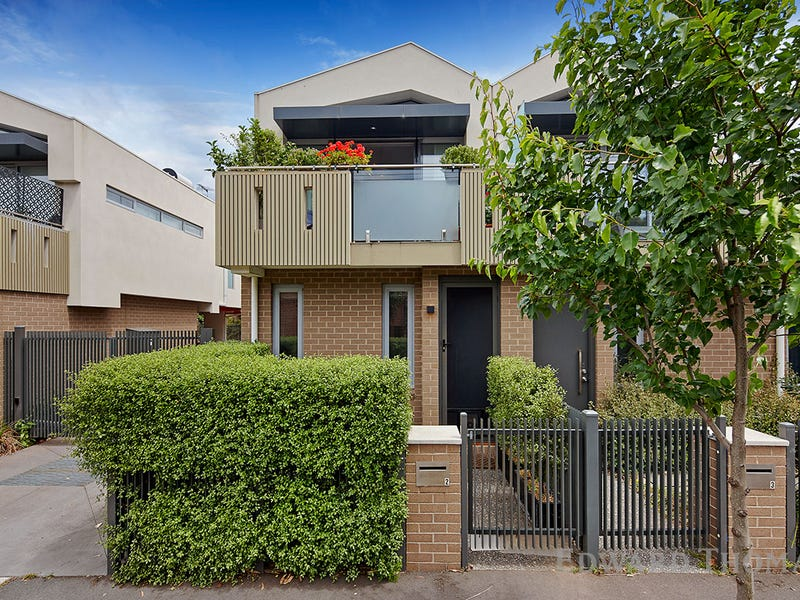 2/63 Crown Street, Flemington, Vic 3031