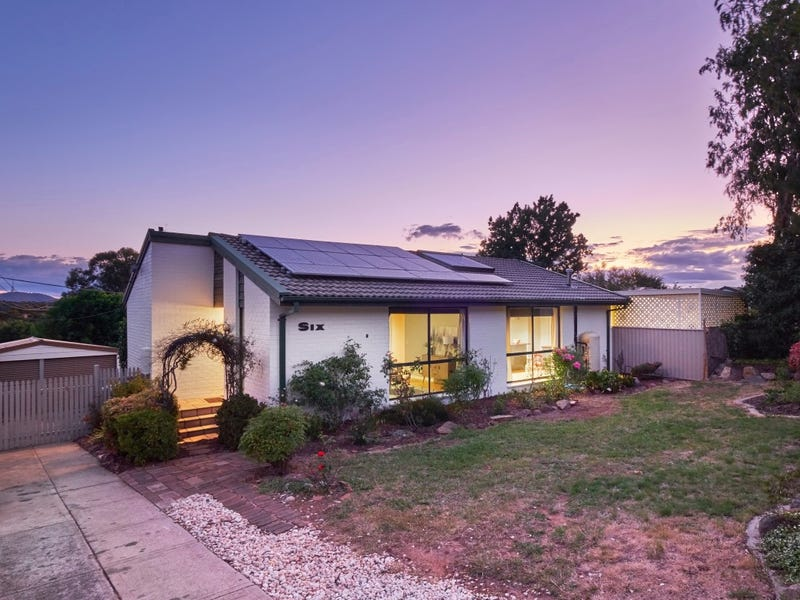 6 Wayal Place, Giralang, ACT 2617