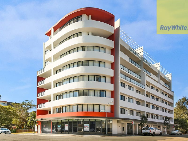 11/6 Sorrell Street, Parramatta, NSW 2150