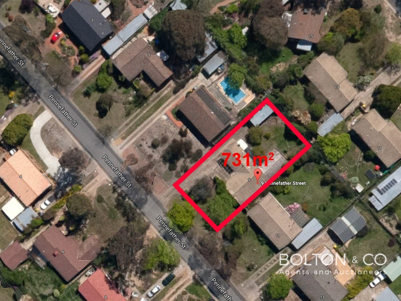 9 Pennefather Street, Higgins, ACT 2615