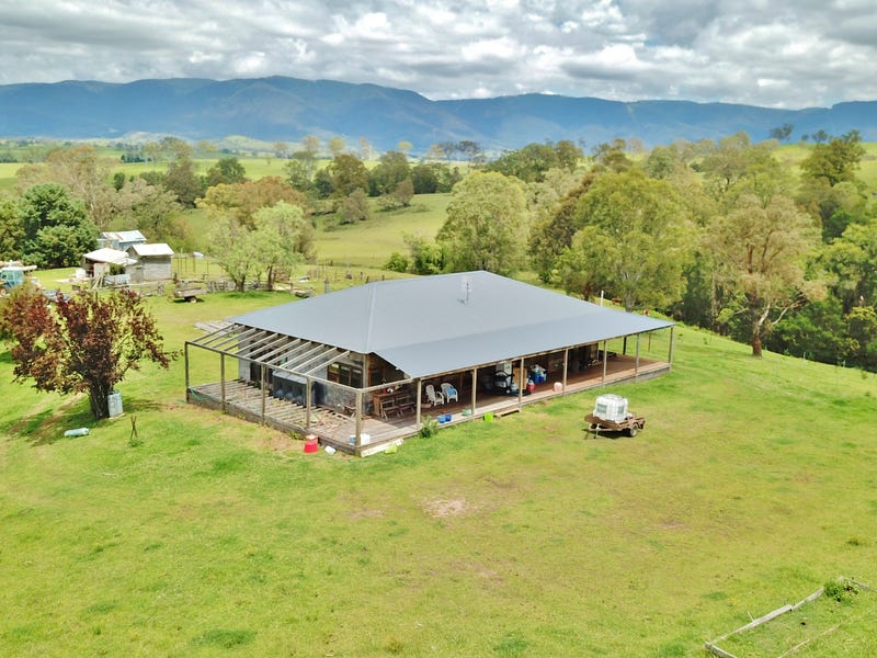 191 Yankees Gap Rd, Bemboka, NSW 2550