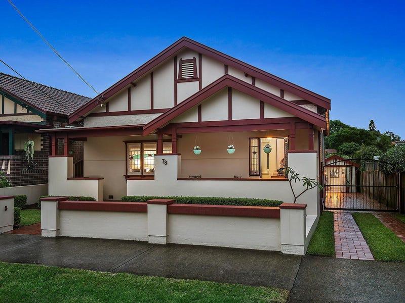 78 Abergeldie Street, Dulwich Hill, NSW 2203