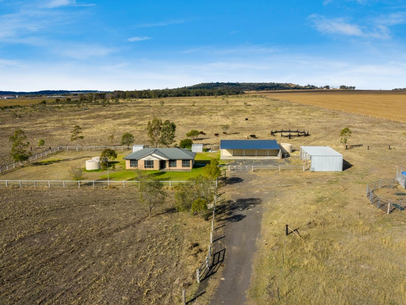 3908 Nothdurft Road, Kincora, Pittsworth, Qld 4356
