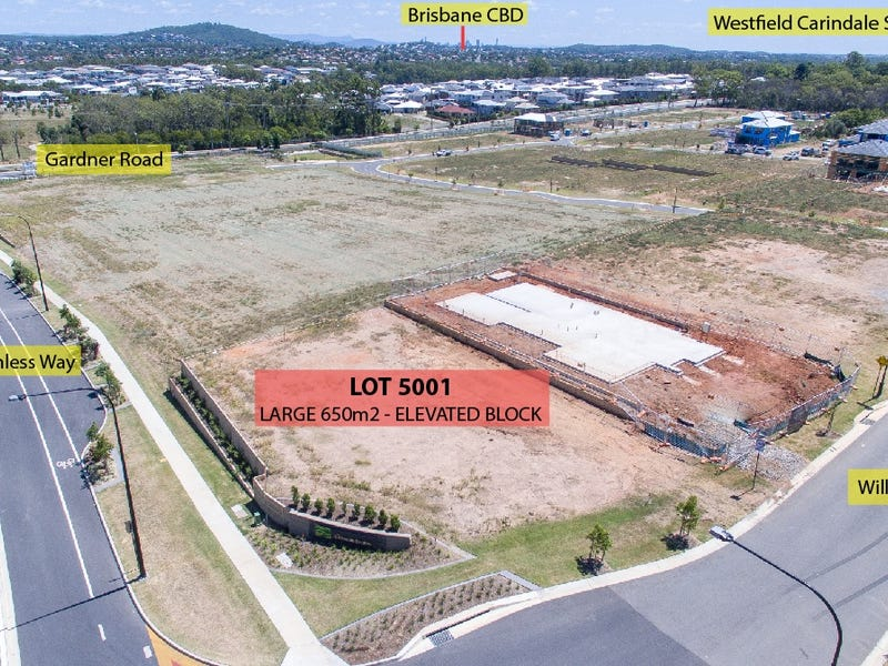 Lot 5001 Willow Way,, Rochedale, Qld 4123