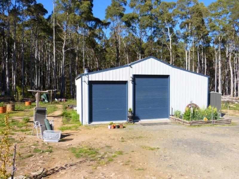 Lot , 270 Irish Town Road, St Marys, Tas 7215