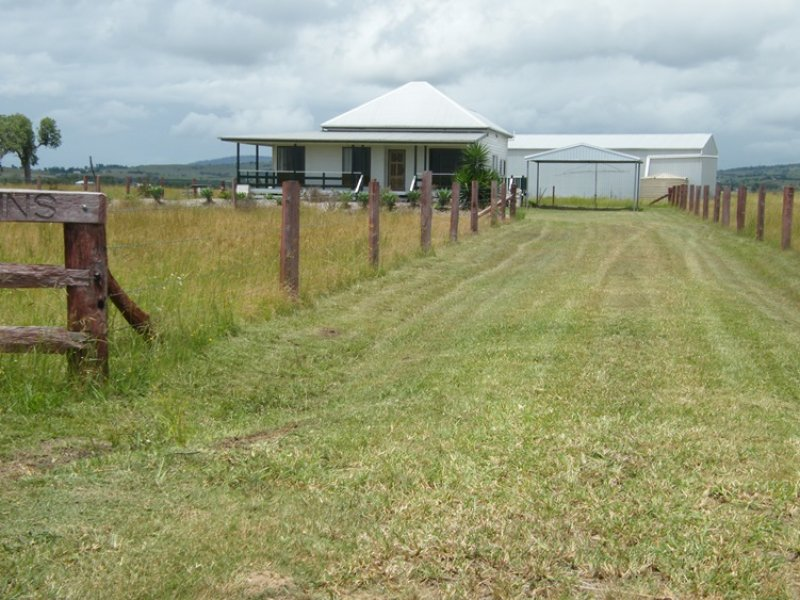 Lower Cressbrook Road, Toogoolawah, Qld 4313