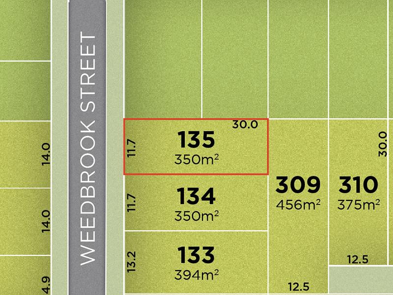 Lot 135, Weedbrook Street (Solander), Park Ridge, Qld 4125