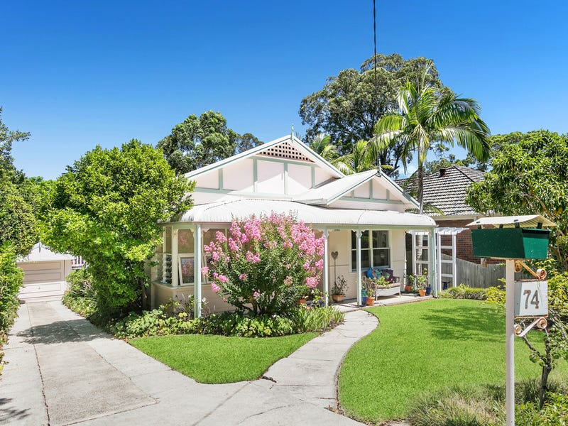74 Provincial Road, Lindfield, NSW 2070