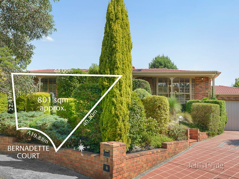 5 Bernadette Court, Doncaster East, Vic 3109