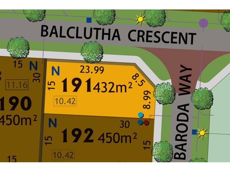 Lot 191,   Baroda Way, Madora Bay, WA 6210