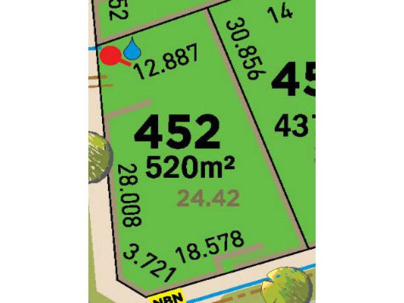Lot 452, Glanford Turn, Baldivis, WA 6171