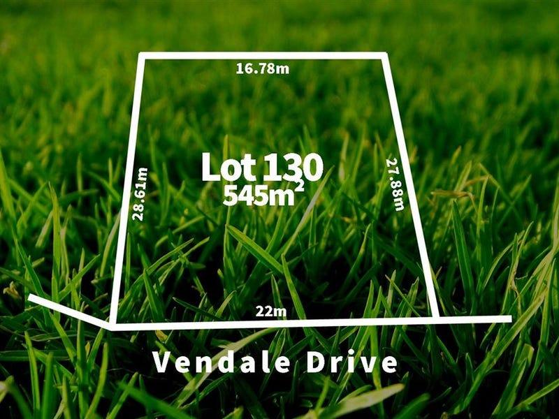 58 (Lot 130) Vendale Drive, Flagstaff Hill, SA 5159