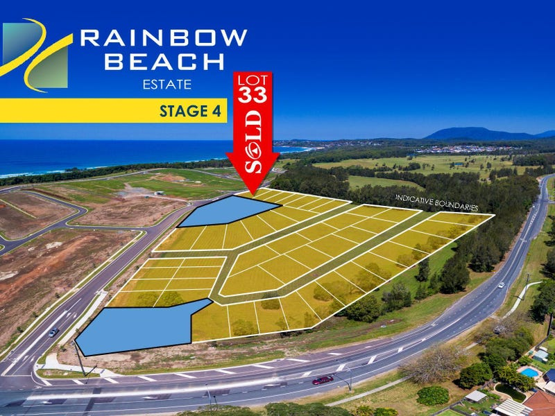 Lot 33 Rainbow Beach Estate, Lake Cathie, NSW 2445