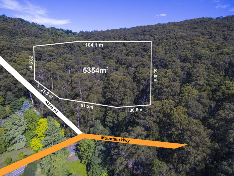 96 Alpine Road, Ferny Creek, Vic 3786