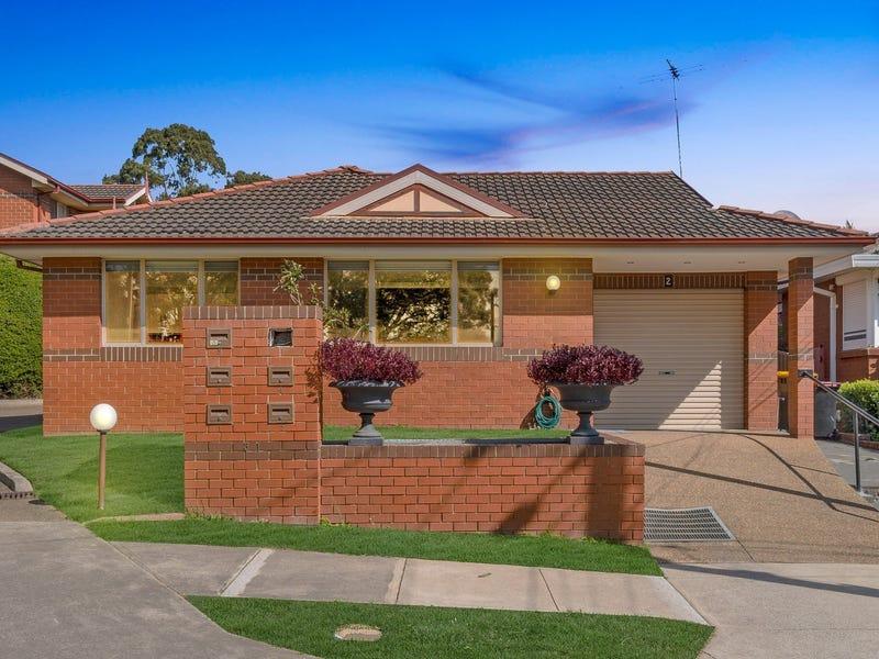 2/31 Bromley Avenue, Greenacre, NSW 2190