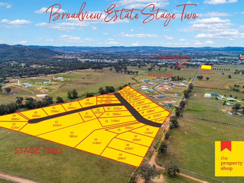 Lot 42, Broadhead Road, Mudgee, NSW 2850