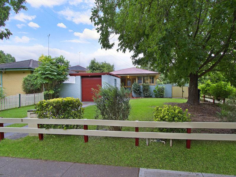 11 Laurence Street, Hobartville, NSW 2753