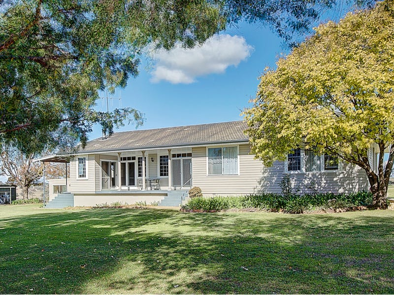 841 Cassilis Road, Coolah