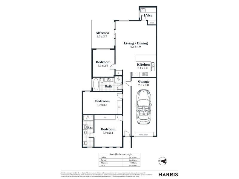 30C Alison Avenue, Marion, SA 5043 - floorplan