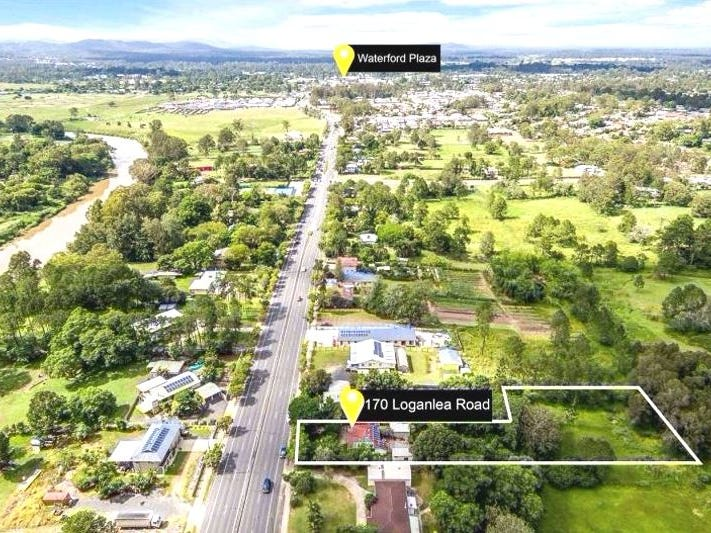 170 Loganlea Road, Loganlea, Qld 4131