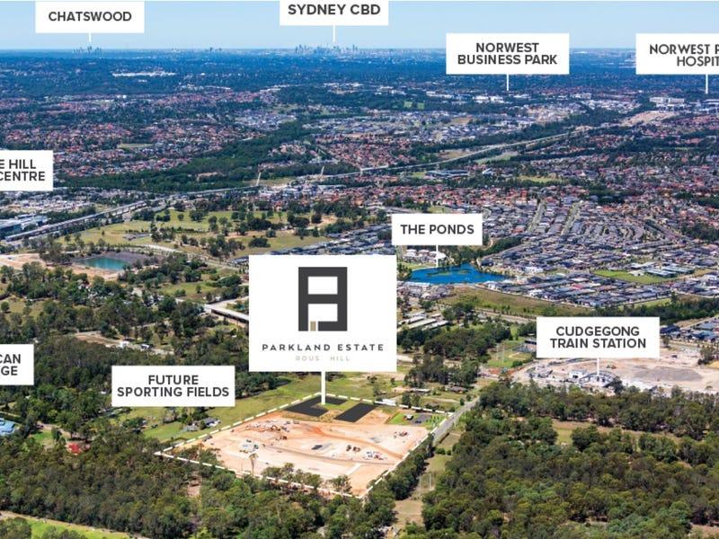 LOT 24 Parkland Estate, Rouse Hill