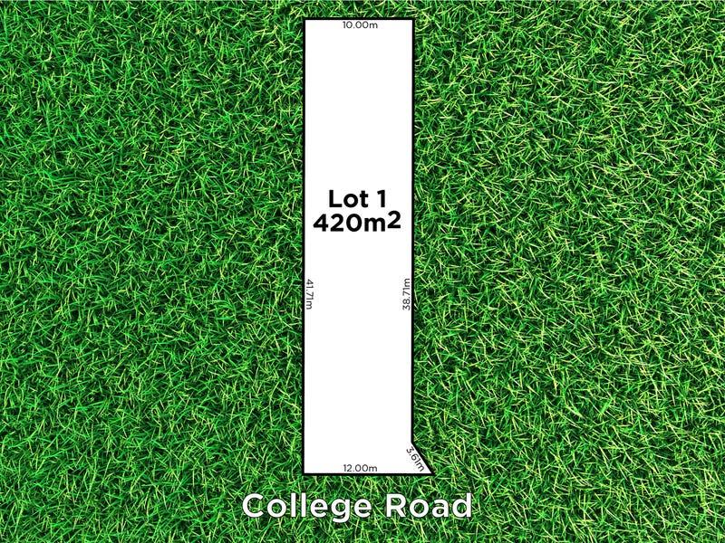Lot 1 / 21 College Road, Somerton Park, SA 5044