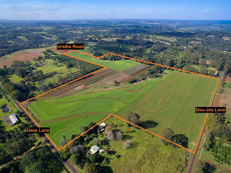 Lot 3, Dou-Jea Lane, Uralba, NSW 2477