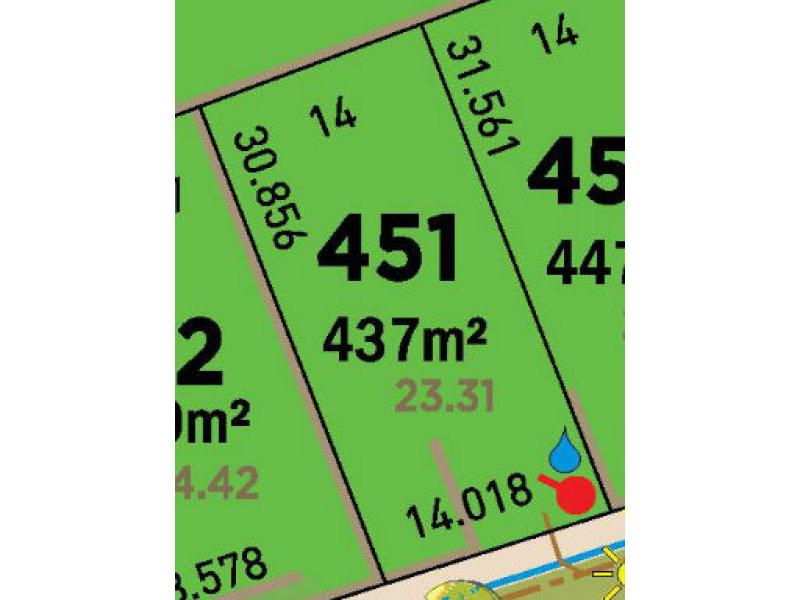 Lot 451, St. James Drive, Baldivis, WA 6171