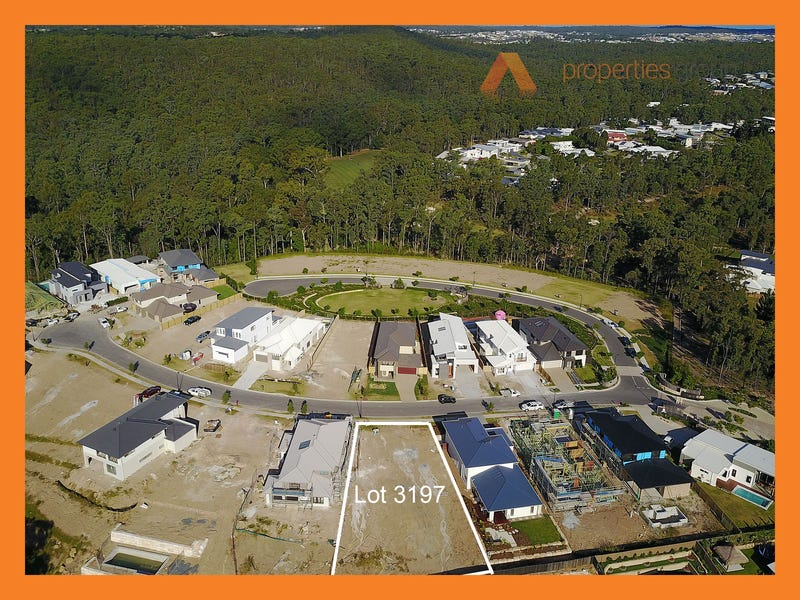 Lot 3197 Botanic Cres, Brookwater, Qld 4300