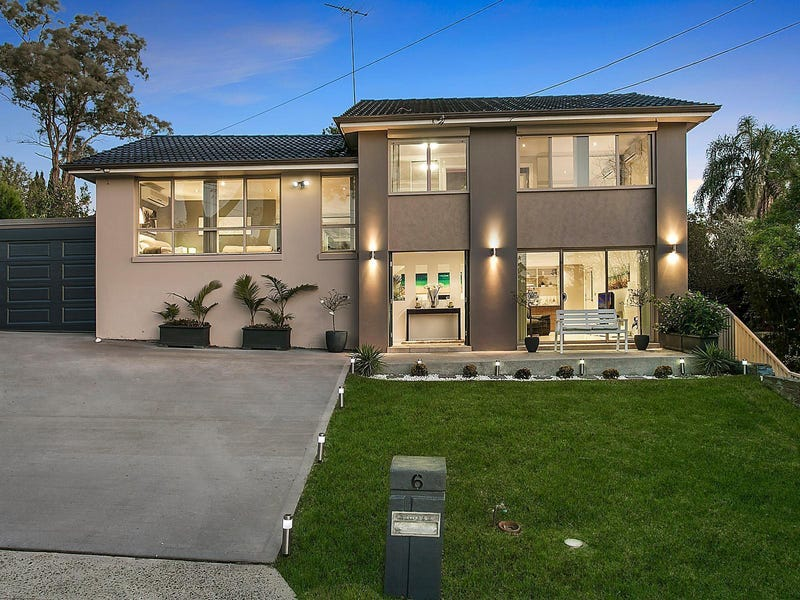 6 Redwood Place, Padstow Heights, NSW 2211